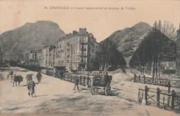 30Q - 38 - Grenoble - Isère - Cours Saint-André Et Avenue De Vizille - P. Gaude N° 70 - Grenoble