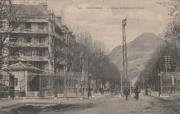 30Q - 38 - Grenoble - Isère - Le Cours Saint-André à L'Octroi - A.V L.P N° 846 - Grenoble