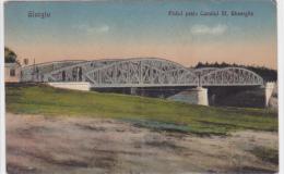 Romania - Giurgiu - Podul Peste Canalul Sf. Gheorghe - Bridge - Pont - Brucke - Roumanie