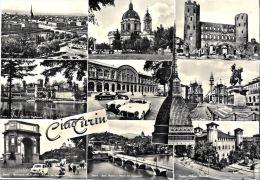 [DC5468] CARTOLINA - TORINO - CIAO TURIN - ANIMATA - Non Viaggiata - Old Postcard - Italia