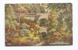 CPA Tower Bridge PITTENCRIEFF GLEN Dunfermline 1949 - Fife