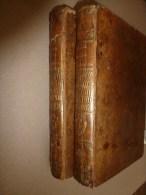 1783-84 Et 85 Tome 1 Et 2 Second VOYAGE Dans L'intérieur De L'AFRIQUE Par Le Cap De Bonne Espérance , Par F. Levaillant - Livres, BD, Revues
