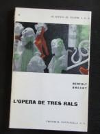 Bertolt Brecht: L´òpera De Tres Rals (Quaderns De Teatre Fontanella) - Livres, BD, Revues