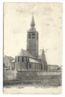 CPA - BLATON - L'Eglise   // - Bernissart