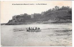 Les Bords De La Rance - Le PORT SAINT HUBERT - France