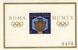 1960 - Costa Rica Olympic Games  MNH** - Costa Rica