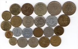 Collection De Billets Et Monnaies De Yougoslavie - Joegoslavië