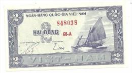 Vietnam 2 Dong 1955 UNC *V* - Viêt-Nam