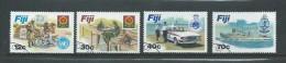 Fiji 1982 Armed Forces Set 4 FU - Fiji (1970-...)