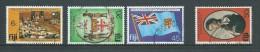 Fiji 1980 Independence Anniversary Set 4 FU - Fiji (1970-...)