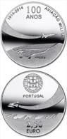 PORTUGAL - 2,50 Euro Cc  2014  -  (    100º Aviação Militar     )  UNC - Portugal