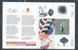 Finlande 2015 Carnet Neuf Union Des Artistes - Booklets