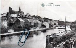 LOBBES  La Sambre Et Son Pont Editeur Albert  CARTE RARE D730   15/4/15 - Lobbes