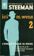 Marabout Steeman Ici M Wens Tome 2 - Livres, BD, Revues