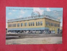 - Montana> Havre Montana's Quality Store As Is Paper Peel Top    Ref 1776 - Havre