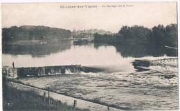 SAINT LEGER Des VIGNES .44. Le Barrage .1918. (L) - Altri Comuni
