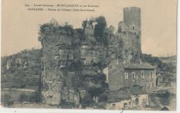 GAVAUDUN  Ruines Du Château - France