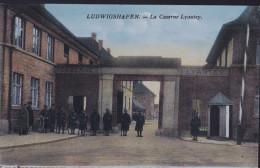 LUDWIGSHFEN CASERNE - Deutschland