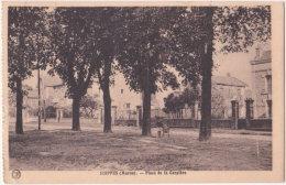 51. SUIPPES. Place De La Carpière - Sonstige Gemeinden