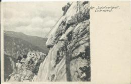 """AK 0107  Schneeberg - Partie Am """" Stadelwandgrat """" / Foto H. Schildknecht Um 1920 - Schneeberggebiet"""
