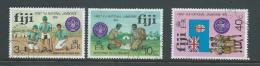 Fiji 1974 Scout Set 3 FU - Fiji (1970-...)