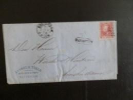 49/502   BRIEF1970    NAPOSTTIJD - Period 1852-1890 (Willem III)