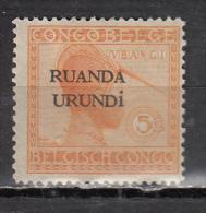 RUANDA URUNDI * YT N� 50