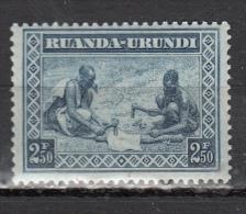 RUANDA URUNDI * YT N� 113