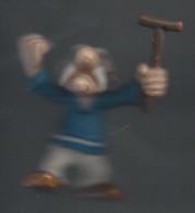 Plastoy : Agécanonix Avec Sa Canne. (Voir Commentaires) - Asterix & Obelix