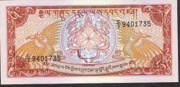 BHUTAN P14b 5 NGULTRUM 1990 Diff.signature UNC. - Bhoutan