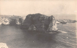 ��  -   LIBAN   -   Carte-Photo   -  Environ de BEYROUTH  -  Grotte aux Pigeons     -  ��