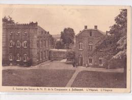 JOLIMONT : Institut ND De La Compassion - L'hôpital - L'hospice - Manage
