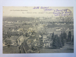 JURANCON  :  Vue g�n�rale  XXX   1905