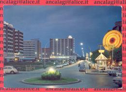 ABRUZZO-MONTESILVANO (PE) - 0123 Spiaggia, I Grandi Alberghi, Cartolina Viaggiata Nel 1972 - Italia