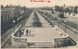 MENDOZA - Alameda Col. Fajardo