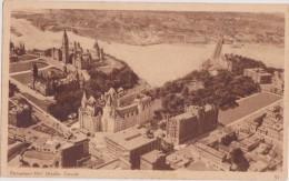 AMERIQUE,CANADA,ONTARIO,O TTAWA,PARLIAMENT HILL,ENTIER POSTAL,MARCOPHILIE,CARTE OLD,ANCIENNE - Ottawa