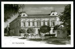 Mitrovica _ 1, ???, Radfahrer, Oldtimer, 1940 _ 1945, - Kosovo