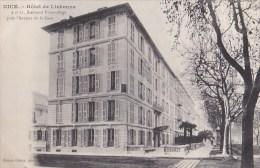 06 NICE  Bd Victor Hugo  Près  Av De La GARE   HOTEL De LISBONNE - Nice