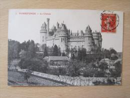Pierrefonds - Le Chateau - Pierrefonds