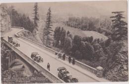 ETATS UNIS D´amérique,united States,USA,OREGON,COLUMBI A GORGE EN 1910,VOITURE,CAR,TACO,TAC OT,pont,bridge - Etats-Unis