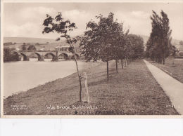 BUILTH WELLS - WYE BRIDGE . TUCK. PUBL. BTHW47 - Breconshire