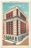 Hotel Utica, Utica, N.Y. - Utica