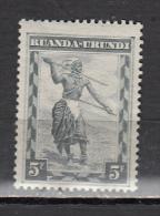 RUANDA URUNDI * YT N� 104