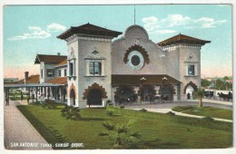 Sunset Depot, San Antonio, Texas - San Antonio