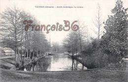 (33) Talence - Jardin Botanique La Rivière - TTBE - 2 SCANS - Altri Comuni