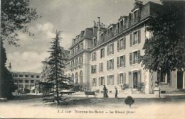 DIVONNE LES BAINS(AIN) LE GRAND HOTEL - Divonne Les Bains
