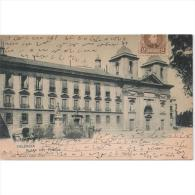 VLCATPA3140C-LFTD3813TARSC.Tarjeta Postal DE VALENCIA.Edificios,plantas En Jardines.PLAZA DEL TEMPLE. - Sin Clasificación