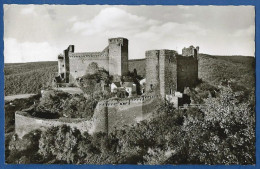 Burg Hohenstein/Taunus,1959, - Waldeck