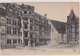 BLOIS EN 1900,LOIR ET CHER,CHATEAU ROYAL,RESIDENCE DES ROIS DE FRANCE,GOTHIQUE,RENAISSAN CE,13 Eme Siecle