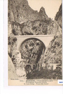 CPA (06) MENTON - Pont St-Louis - Frontière Franco-Italienne - (031) - Menton